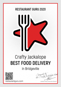 Best food delivery bridgeville