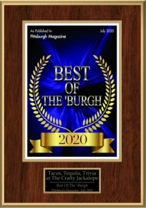 Best of the Burgh 2020