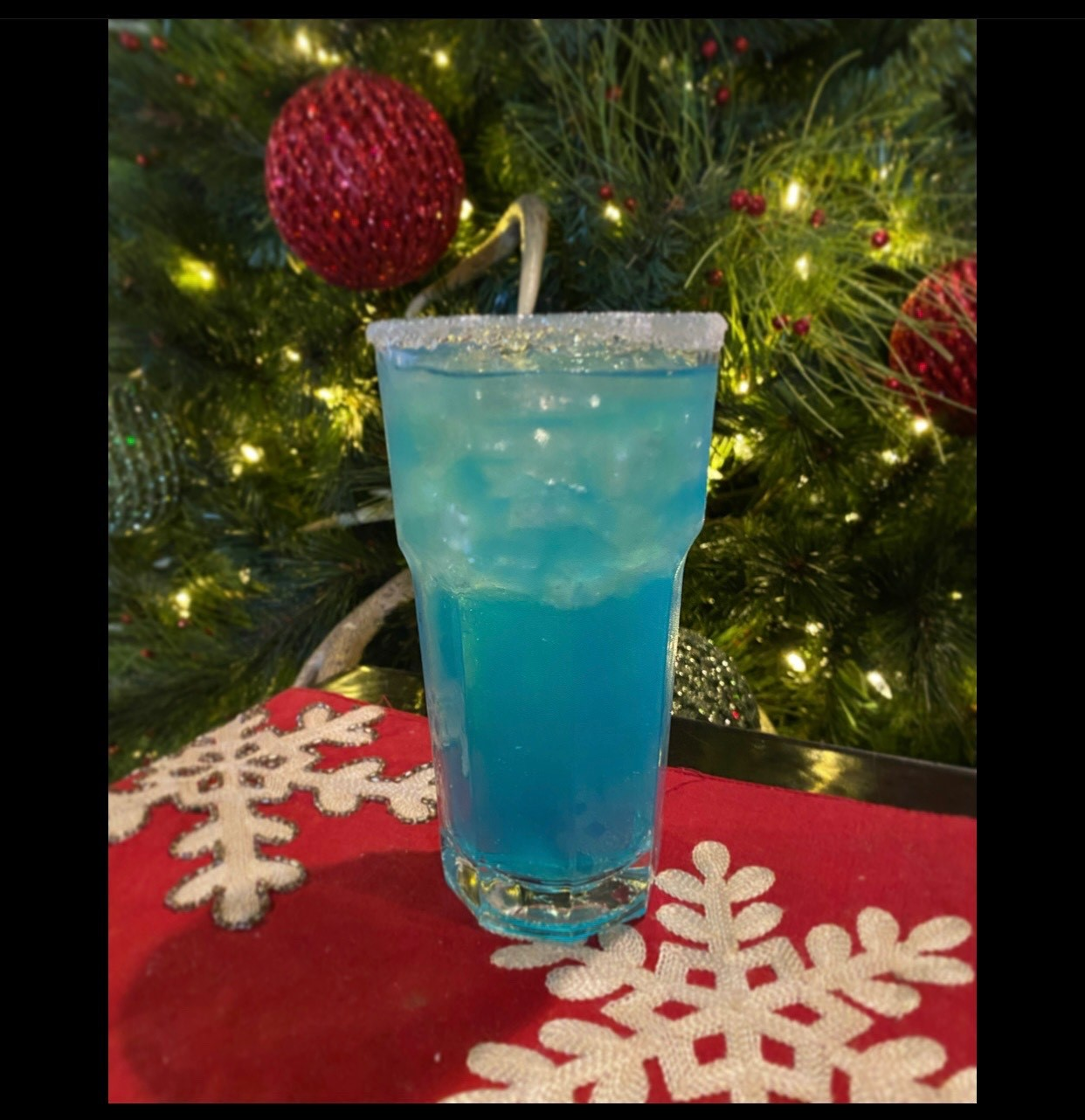 Holiday Cocktail Pittsburgh